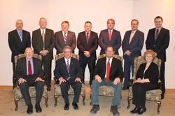 2013 Board of Directors and Staff photo